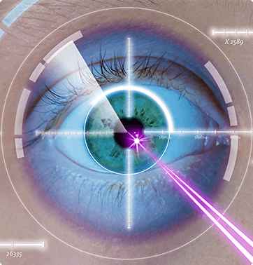 LASIK - Refractive Surgery - Advanced Sight Center - myopia - nearsightedness - astigmatism